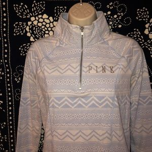 PINK Aztec Pullover